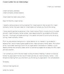 applying for an internship cover letter cover letter template internship cover letter template internship