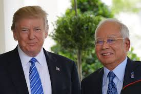 exposed secret letter sent by then premier s office to us spy agency painted soon to be election winner mahathir mohamad as a threat to us interests