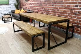 industrial look furniture. Bespoke Industrial Furniture Look