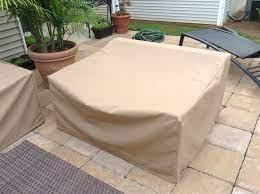 custom patio furniture covers