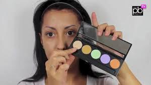 ment bien utiliser la palette correctrice 5 couleurs pb cosmetics you