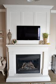 Master Bedroom Fireplace Makeover Reveal