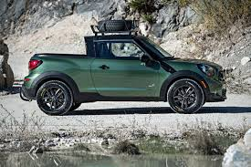 MINI Paceman Adventure Is A Tiny Pickup You'll Want To Buy, But Can't