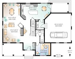 home office plan. Beautiful Plan A Stylish Home Office  21157DR Floor Plan Main Level And Plan O