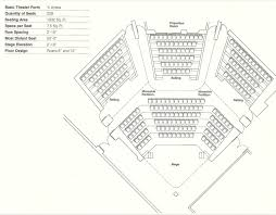 Clark State Performing Arts Center Seating Chart 69 Detailed Clark Studio Theater Seating Chart