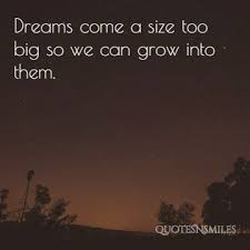 Quotes About Dreaming At Night Best of Images 24 Dream Big Picture Quotes Famous Quotes Love Quotes