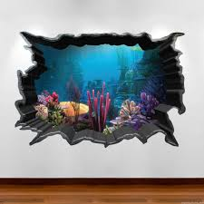 featured photo of fish 3d wall art