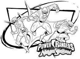 Power Ranger Coloring Pages Image Coloring Power Ranger Coloring