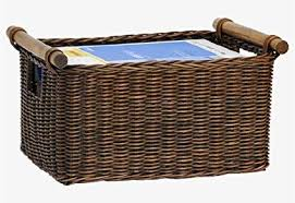 Large wicker basket Grey Image Unavailable Amazoncom Amazoncom The Basket Lady Deep Paper Wicker Basket Large Antique