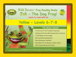 Zak The Dog Frog Children Reading Book Series Buy Online