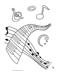Small Picture Best Free Music Coloring Pages Printable Contemporary Coloring