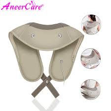 Cervical <b>Massage</b> shawls with Heat Deep Kneading <b>Massager</b> ...