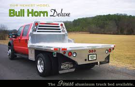 Aluminum Truck Beds by Bull Head Home The Aluminum Truck Bed