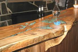 this adorable cozy and stunning wooden countertop with cool vintage style feel and charm would simply make your home look stylish and adorable