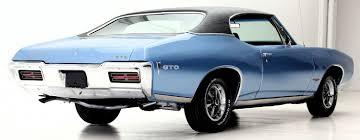 Pontiac GTO History – Part 2: 1968-1969 - Old Car Memories