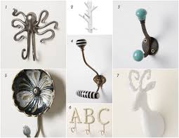 decorative wall hooks unique for home decorating ideas with decorative wall  hooks