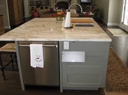 Kitchen Island Outlet Finito One More White Marble Soapstone Kitchen