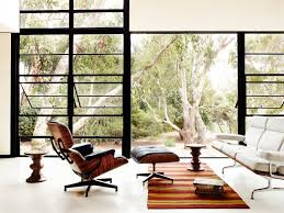 Eames Chair With Ottoman Design Classic Stories The Eames Lounge Chair And Ottoman