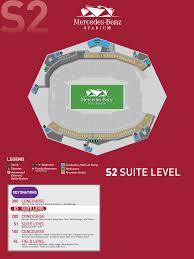 Stadium Maps Mercedes Benz Stadium