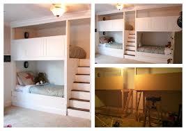 diy bunk bed plans make your own furniture