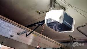 replacing a garage door opener