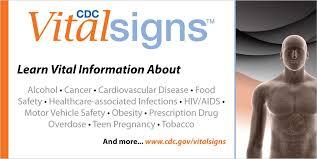 Pediatric Vital Signs Chart 2018 Cdc Vital Signs