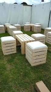 pallet crate furniture. Modren Crate Crate Furniture Outdoor Pallet Hire Ideas Chairs Full Size Inside L