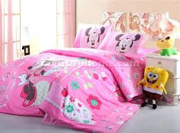 minnie bedding set pink mouse bedding sets minnie mouse bedroom set full