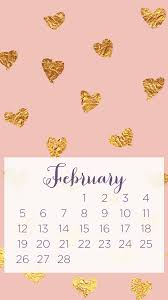 february background.  February Click To Download The Pink Background February Calendar Wallpaper And Background A