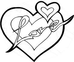 Small Picture coloring pages hearts girls coloring pages of hearts to print