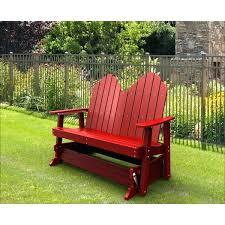 bench design home depot garden benches outdoor glider white color