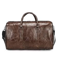 leather travel bag women carry on large handbags duffel waterproof travel weekend bags overnight mens duffle