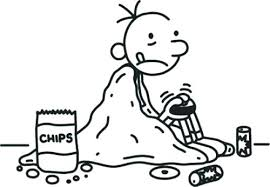 Diary Of A Wimpy Kid Dog Days Coloring Pages Diary Of A Wimpy Kid