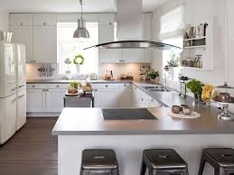 Floating Kitchen Floor Grey Kitchen Cabinets Pictures Brown Laminate Wooden Floor Iron
