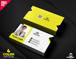Psd Template Card Identity On Free Creative Behance Design