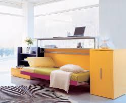 cabrio in desk bed with storage