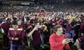 Frank Kush Field Seating Chart Sun Devil Stadium Groundskeeper Makes Proposal To Deter