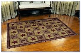 primitive area rugs design rug themed large