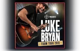 Luke Bryan Farm Tour Official Vip Packages Cid Entertainment