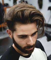 Mens Long Undercut Haircut Kapsels Kapsel Man Kapsels En