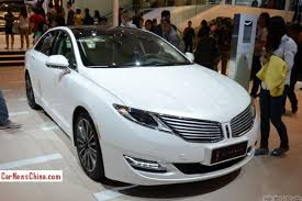 new car launches around the worldLincoln to launch five new cars in China by 2016  CarNewsChina
