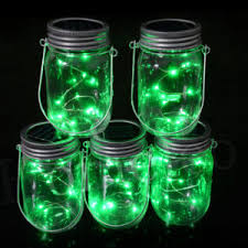 multi color outdoor solar jar design. This Solar Mason Jar Lid Insert Fits Into Most Standard Glass Jars * Turn On The Fairy Light, Then Make Led Strand Any Shape You Like Multi Color Outdoor Design