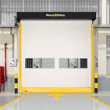 Decorating commercial door systems images : WD Door - High Speed Garage Doors