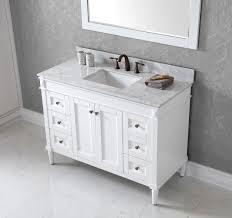 48 inch white bathroom vanity. Image Of: 48 White Bathroom Vanity Best Decoration Inside Inch N