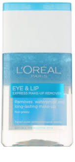 l oréal paris skin perfection bi phase makeup remover for eye area and lips