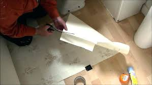 vinyl plank flooring under toilet how to cut tile fit around lay on plywood small bathroom cutting can you with a saw