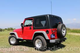cobra 75 jeep off road cb kit right channel radios