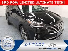 2018 hyundai for sale. interesting for 2018 hyundai santa fe limited ultimate awd suv automatic 33l v6 dgi dohc  24v engine to hyundai for sale