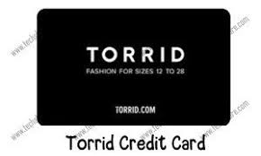 If you've used a gift card as payment for your order and an item has sold out, you'll receive a refund on the original gift card used for payment. Torrid Credit Card Torrid Credit Card Application Application Status Login Registration Activation Credit Card Credit Card Application Purchase Card