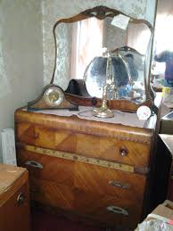 furniture pieces for bedrooms. Antique Vintage Waterfall Art Deco Bedroom Set - 1920\u0027s-1930\u0027s 4 Pieces In Antiques, Furniture, Beds \u0026 Sets, Post-1950 | EBay Furniture For Bedrooms G